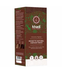 Khadi - Teinture aux Plantes Noisette Naturel - 100 gr