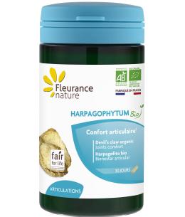 Fleurance Nature - Harpagophytum bio et équitable - 60 comprimés