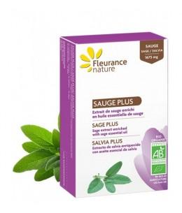 Fleurance Nature - Sauge Plus - 15 comprimés