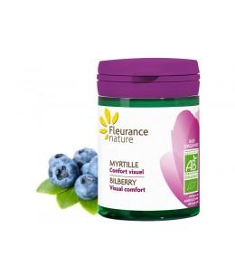 Fleurance Nature - Myrtille bio - 45 comprimés