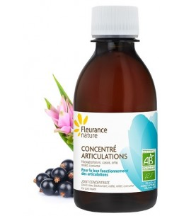 Fleurance Nature - Concentré articulations bio - 200ml