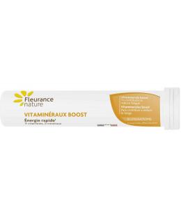 Fleurance Nature - Vitaminéraux boost - 15 comprimés effervescents