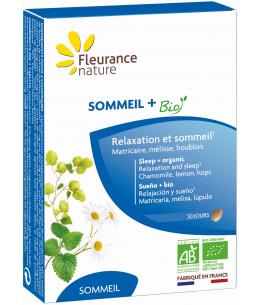 Fleurance Nature - Sommeil + Bio - 60 comprimés