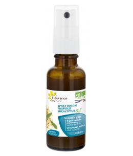 Fleurance Nature - Spray buccal Propolis Eucalyptus Bio - 30ml