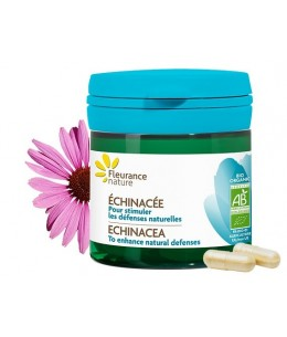 Fleurance Nature - Echinacée Bio - 30 gélules