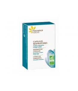 Fleurance Nature - Capsules respiratoires Bio - 15 gélules