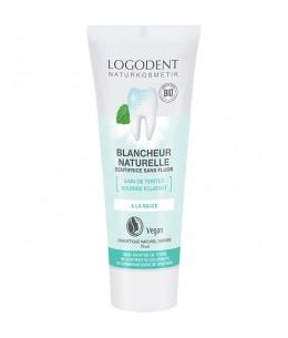 Logona - Dentifrice Blancheur naturelle - 75 ml