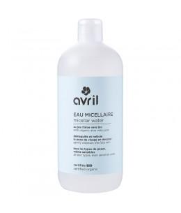 Avril - Lotion micellaire Bleuet Aloe Vera Bio - 500 ml