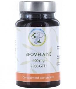 Planticinal - Bromelaine 2500 GDU fort 400 mg - 60 gélules