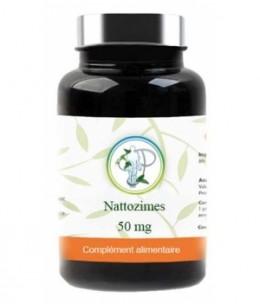 Planticinal - Nattozimes 1225 FU Gastro résistant - 60 gélules