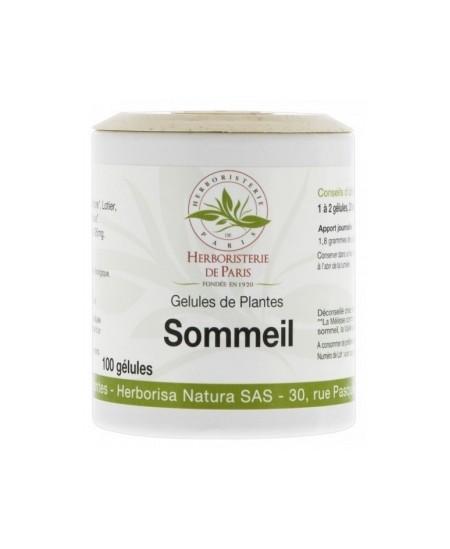 Herboristerie de Paris - Sommeil Action 5 Plantes - 100 gélules