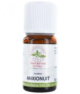 Herboristerie de Paris - Complexe d'huiles essentielles Anxio nuit - 10 ml