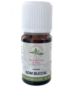 Herboristerie de Paris - Complexe d'huiles essentielles GOM BUCCAL - 10 ml