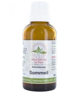 Herboristerie de Paris - Complexe Gémmothérapie Sommeil - 40 ml