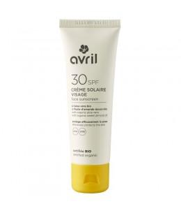 Avril - Crème solaire visage SPF 30 – 50 ml