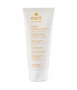 Avril - Crème visage et corps bébé – 100 ml
