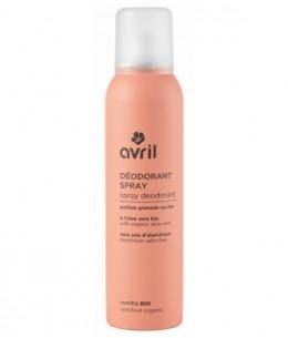 Avril - Déodorant spray parfum grenade sucrée – 150 ml