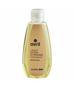Avril – Huile de bain et massage à l'huile d'argan – 160 ml