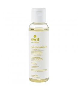 Avril - Huile de massage bébé – 100 ml