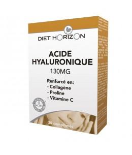 Diet Horizon - Acide Hyaluronique 130mg 30 - 100 gr