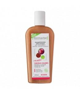 Dermaclay  - Shampoing cheveux colorés - 250 ml