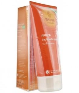 Weleda - Duo huile massage Arnica 200ml + Gel douche Arnica offert