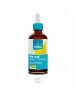 Weleda - Extrait de plantes bio Escholtzia Sommeil - 60 ml