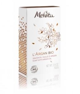 Melvita - Savon premium Argan bio - 100 g