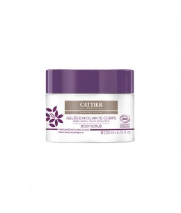 Cattier - Gelée exfoliante corps - 200 ml