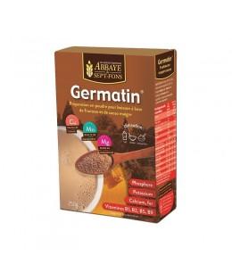 Abbaye de Sept Fons - Germatin Petit déjeuner au cacao dégraissé et au Fructose - 250 g