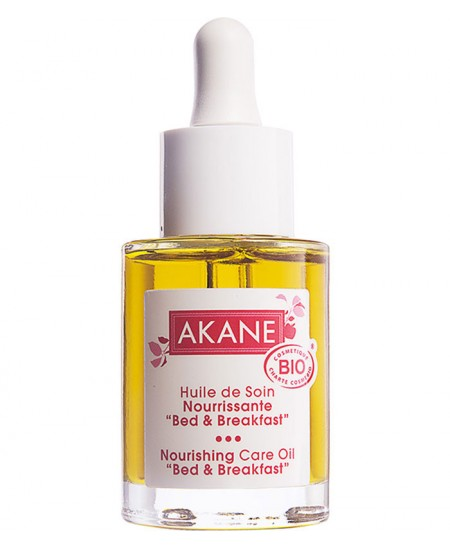 Akane - Huile de soin Visage Bed and Breakfast - 30 ml