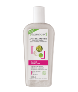 Dermaclay  - Baume démêlant Après shampoing - 250 ml