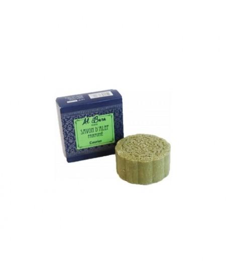 Al Bara - Petit Savon d'Alep parfumé Laurier - 20 g