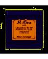 Al Bara - Savon d'Alep parfumé Fleur d'Oranger - 100 g