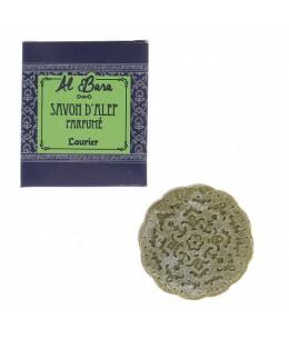 Al Bara - Savon d'Alep parfumé Laurier - 100 g