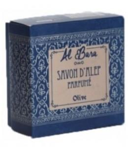 Al Bara - Savon d'Alep parfumé Olive - 100 g