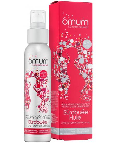 Omum - La Surdouée complexe vergetures aux 9 huiles sèches - 100 ml