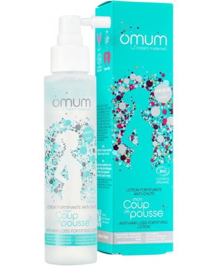 Omum - Mon coup de pousse - Lotion capillaire fortifiante anti-chute - 100 ml