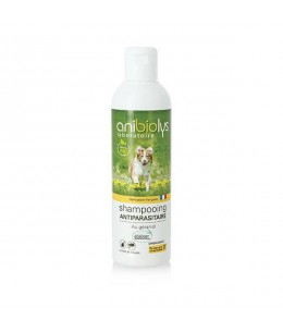 Anibiolys - Shampooing antiparasitaire Chien - 250ml