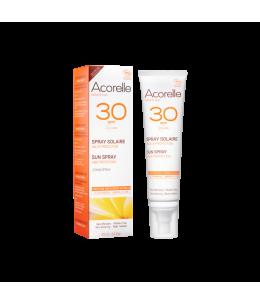 Acorelle - Spray Solaire SPF 30 - 100 ml