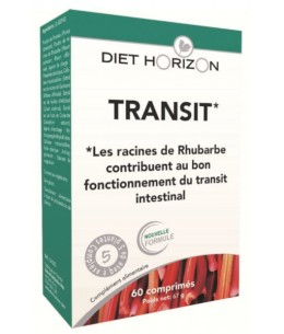 Diet Horizon - Transit - 60 comprimés