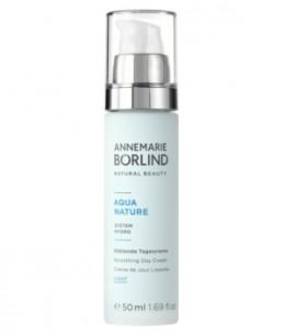 Anne Marie Borlind - Aquanature Crème de jour hyaluronique lissante light - 50 ml