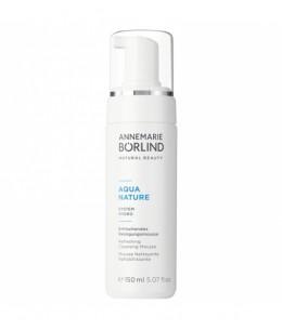 Anne Marie Borlind - Mousse nettoyante rafraîchissante Aquanature - 150 ml