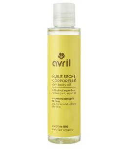Avril - Huile sèche corporelle à l'huile d'Argan bio - 150 ml