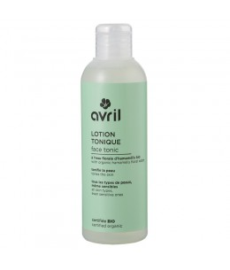 Avril - Lotion tonique bio - 200 ml