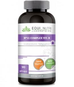 Equi - Nutri - N°11 Complex Vitamine B - 90 gélules