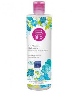 BcomBio - Eau micellaire hydratante - Visage et yeux - 400 Ml