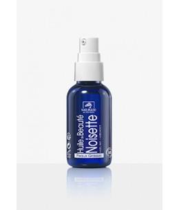 Naturado - Huile de Noisette massage, peaux grasses - 50 ml