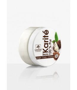 Naturado - Mini Beurre de Karité - 75 ml