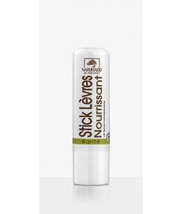 Naturado - Stick lèvres karité citron et pamplemousse - 4 gr